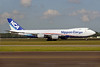 NCA-Nippon Cargo Airlines Boeing 747-8KZF JA13KZ (msn 36138) AMS (Ton Jochems). Image: 922994.