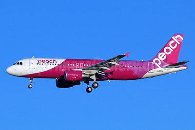 Peach Aviation (Japan) Airbus A320-214 JA820P (msn 7971) NRT (Michael B. Ing). Image: 940427.