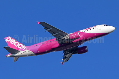 Peach Aviation (Japan) Airbus A320-214 JA804P (msn 5166) NRT (Michael B. Ing). Image: 936785.