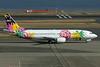 SNA (Skynet Asia Airways) Boeing 737-43Q JA737A (msn 29000) HND (Michael B. Ing). Image: 923994.
