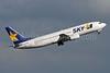 SKY-Skymark Airlines Boeing 737-86N JA737M (msn 32683) HND (Michael B. Ing). Image: 901717.