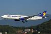 Skymark Airlines Airbus A330-343 JA330E (msn 1554) FUK (Rob Finlayson). Image: 925022.