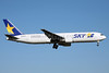 SKY-Skymark Airlines Boeing 767-36N ER JA767D (msn 30847) FUK (John Adlard). Image: 902205.