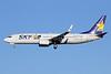 SKY-Skymark Airlines Boeing 737-8HX WL JA73NB (msn 36848) NRT (Michael B. Ing). Image: 912562.
