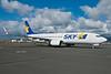SKY-Skymark Airlines Boeing 737-86N WL JA73NJ (msn 39405) HNL (Ivan K. Nishimura). Image: 923949.