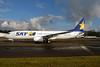 SKY-Skymark Airlines Boeing 737-86M JA737H (msn 34247) BFI (Royal S. King). Image: 901124.