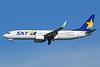 SKY-Skymark Airlines Boeing 737-86N WL JA737R (msn 35630) NRT (Michael B. Ing). Image: 926445.