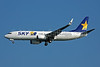 SKY-Skymark Airlines Boeing 737-8Q8 WL JA737T (msn 35290) HND (Akira Uekawa). Image: 906487.