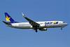 SKY-Skymark Airlines Boeing 737-8Q8 WL JA737T (msn 35290) TPE (Manuel Negrerie). Image: 921538.