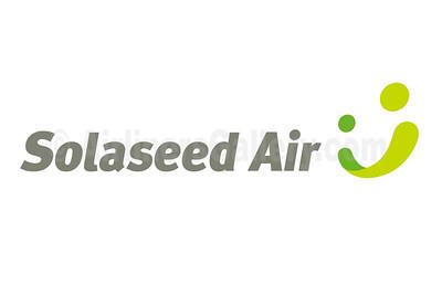 1. Solaseed Air logo