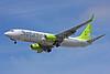 Solaseed Air Boeing 737-81D WL JA801X (msn 39415) BFI (Rick Schlamp). Image: 906592.