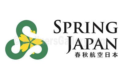 1. Spring Airlines Japan logo