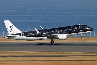 Starflyer Airbus A320-214 WL JA21MC (msn 5753) HND (Michael B. Ing). Image: 941924.