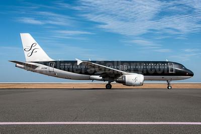 Starflyer Airbus A320-214 JA05MC (msn 4555) KKJ (Akira Uekawa). Image: 951846.