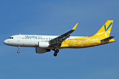 Vanilla Air Airbus A320-214 WL JA04VA (msn 6257) NRT (Michael B. Ing). Image: 932438.