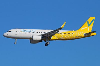Vanilla Air Airbus A320-214 WL JA01VA (msn 5844) NRT (Michael B. Ing). Image: 921761.