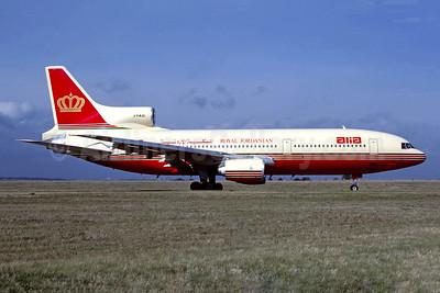Alia-Royal Jordanian Lockheed L-1011-385-3 TriStar 500 JY-AGI (msn 1246) ORY (Jacques Guillem). Image: 944426.