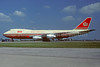 Alia-The Royal Jordanian Airline Boeing 747-2D3B JY-AFA (msn 21251) AMS (Christian Volpati Collection). Image: 934159.