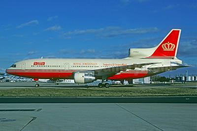 Alia-Royal Jordanian Lockheed L-1011-385-3 TriStar 500 JY-AGJ (msn 1248) ORY (Jacques Guillem). Image: 921850