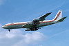 Alia-The Royal Jordanian Airline Boeing 707-384C JY-AEC (msn 18949) LHR (Richard Vandervord). Image: 901323.