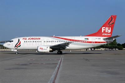 Fly Jordan Boeing 737-33V JY-SOB (msn 29342) AYT (Antony J. Best). Image: 939232.
