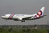 Jordan Aviation-JAV Boeing 737-33A JY-JAB (msn 23630) LGG (Rainer Bexten). Image: 908338.