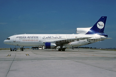 Jordan Aviation-JATE Lockheed L-1011-385-3 TriStar 500 JY-JOE (msn 1243) CDG (Christian Volpati). Image: 931919.