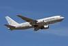 Jordan Aviation Boeing 767-204 ER JY-JAG (msn 24757) (Silverjet colors) LIS (Pedro Baptista). Image: 906974.