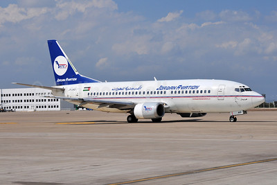 Jordan Aviation Boeing 737-322 JY-JAD (msn 24662) AYT (Ton Jochems). Image: 947484.