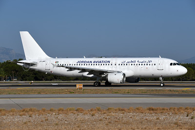 Jordan Aviation Airbus A320-211 JY-JAT (msn 2061) AYT (Ton Jochems). Image: 947483.