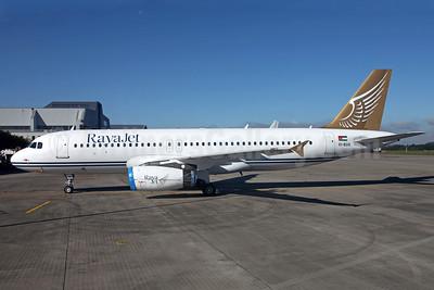 RayaJet Airbus A320-232 EI-EUS (msn 1497) DUB (Greenwing). Image: 909457.