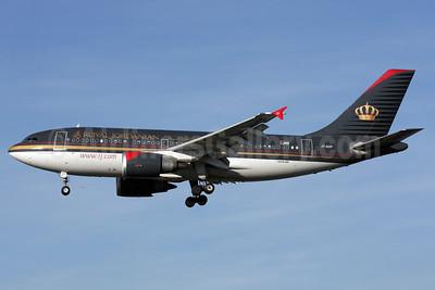 Royal Jordanian Airlines Airbus A310-304 JY-AGP (msn 416) LHR (Antony J. Best). Image: 902199.