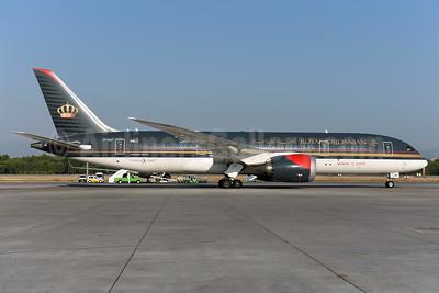 Royal Jordanian Airlines Boeing 787-8 Dreamliner JY-BAF (msn 36112) AYT (Ton Jochems). Image: 939944.