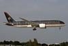 Royal Jordanian Airlines Boeing 787-8 Dreamliner JY-BAA (msn 37983) LHR (SPA). Image: 924780.