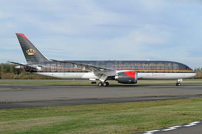 Royal Jordanian Airlines Boeing 787-8 Dreamliner JY-BAG (msn 37984) PAE (Nick Dean). Image: 935562.