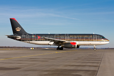Royal Jordanian Airlines Airbus A320-232 JY-AYR (msn 4817) MUC (Gunter Mayer). Image: 954137.