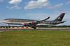 Royal Jordanian Airlines Airbus A340-211 JY-AIB (msn 043) JFK (Ken Petersen). Image: 900506.