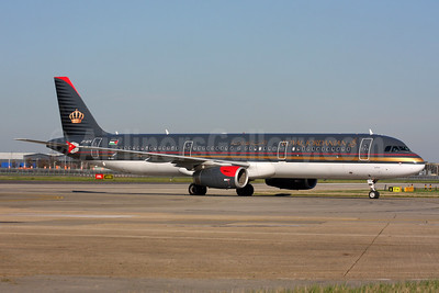 Royal Jordanian Airlines Airbus A321-231 JY-AYV (msn 5177) LHR. Image: 937307.