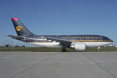 Royal Jordanian Airlines Airbus A310-203 JY-AGV (msn 306) ORY (Christian Volpati). Image: 952068.