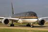 Royal Jordanian Airlines Boeing 787-8 Dreamliner JY-BAA (msn 37983)  LHR. Image: 924386.