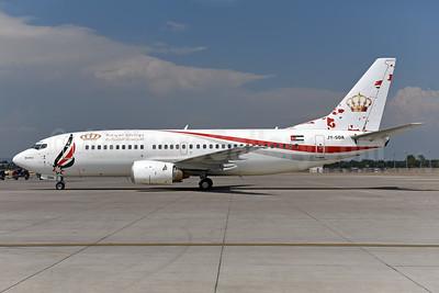 Royal Wings (Fly Jordan) Boeing 737-33V JY-SOA (msn 29338) (Fly Jordan colors) AYT (Ton Jochems). Image: 939675.