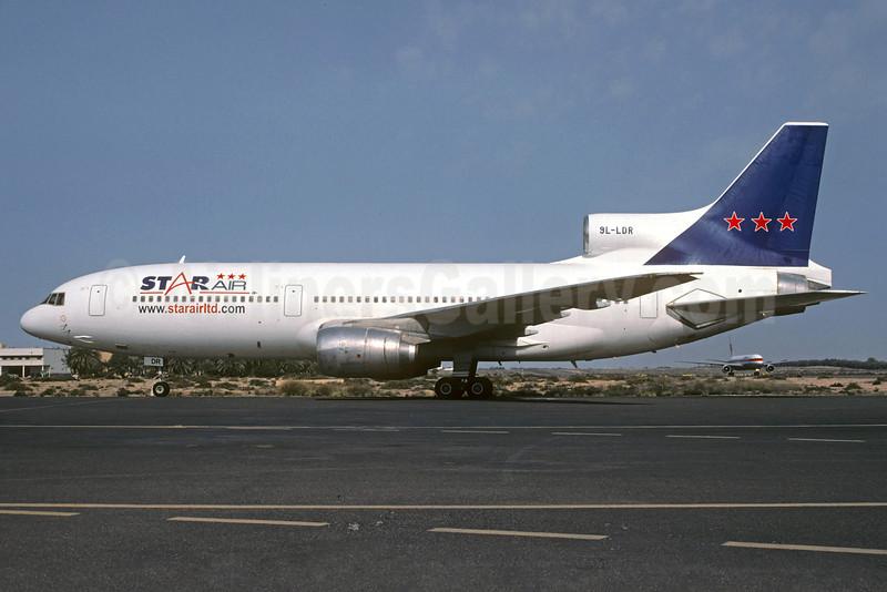Star Air (Jordan) Lockheed L-1011-385-3 TriStar 500 9L-LDR (msn 1179) SHJ (Jacques Guillem Collection). Image: 921680.