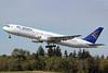 Air Astana Boeing 767-3KY ER P4-KEA (msn 42220) PAE (Nick Dean). Image: 913775.