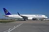 Air Astana Boeing 757-2G5 WL P4-EAS (msn 29488) LHR. Image: 927353.