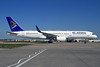 Air Astana Boeing 757-2G5 WL P4-EAS (msn 29488) LHR (SPA). Image: 927353.