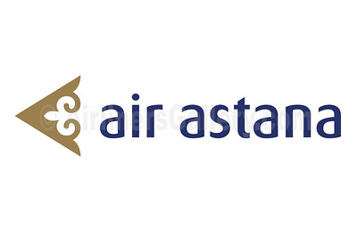 1. Air Astana logo