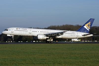 Air Astana Boeing 757-2G5 P4-FAS (msn 29489) QLA (Antony J. Best). Image: 901972.