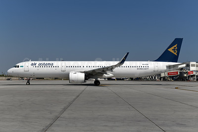 Airbus A321neo, delivered on July 28, 2018