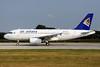 Air Astana Airbus A319-132 D-AVYL (P4-YAS) (msn 3614) XFW (Gerd Beilfuss). Image: 900459.