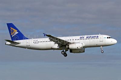 Air Astana Airbus A320-232 P4-XAS (msn 4519) SEN (Keith Burton). Image: 922942.
